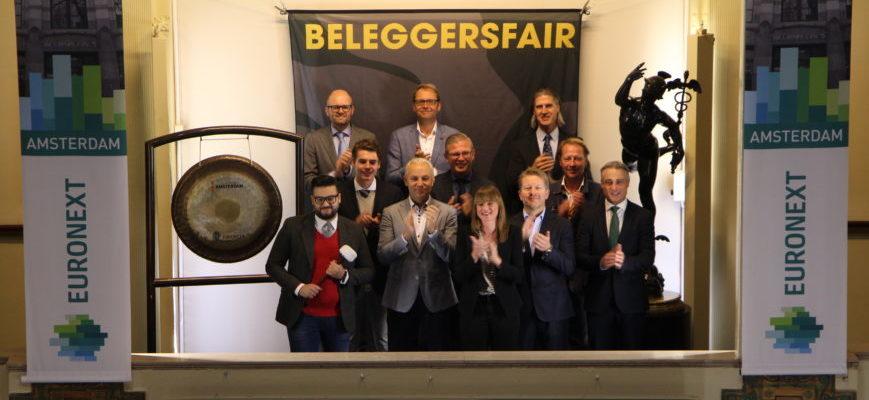 Gongslag Week van de Belegger 2017